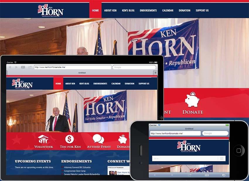 Ken Horn for Senate