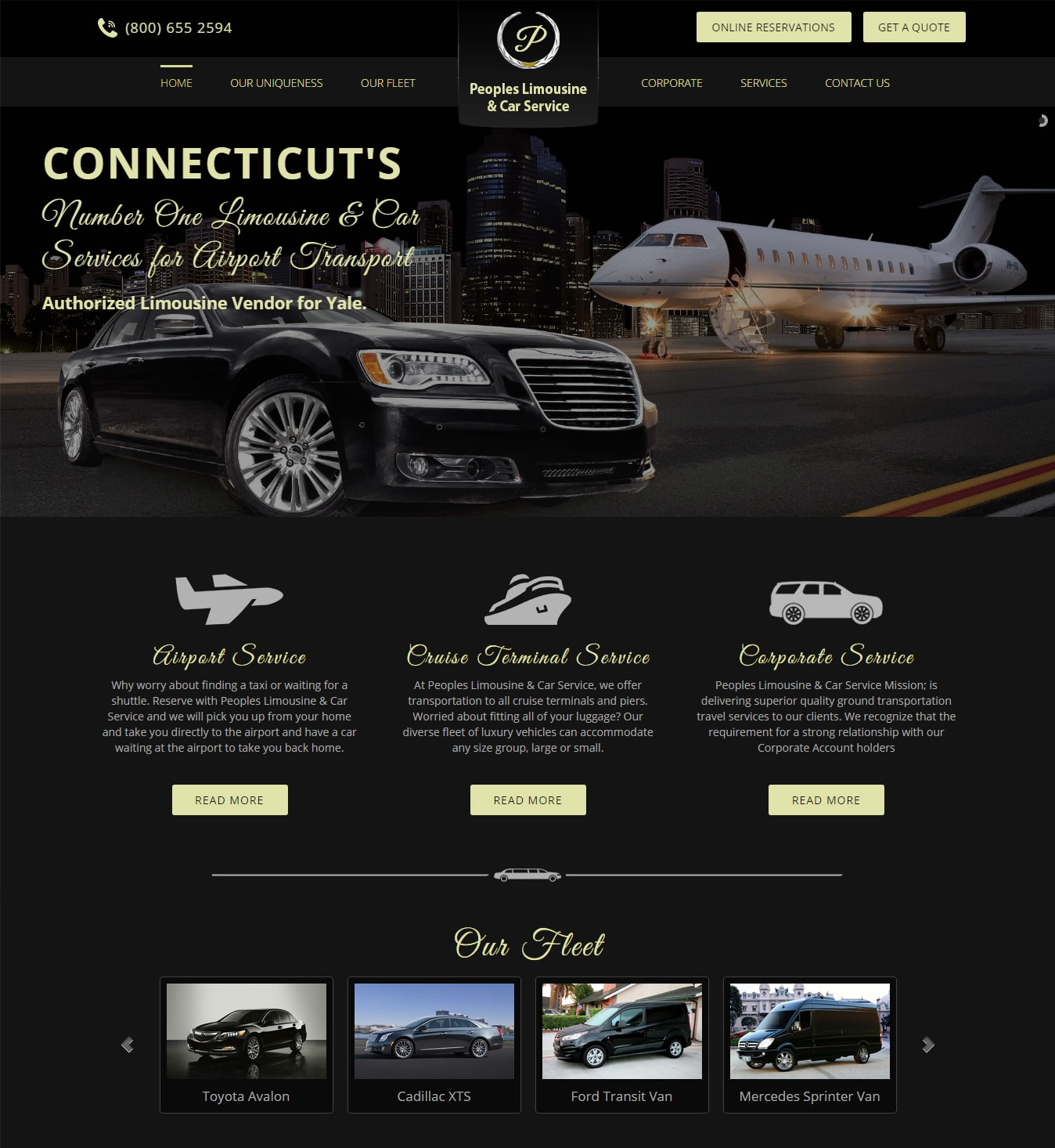 Peoples Limousine